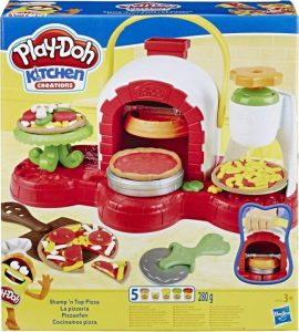 Playdoh Stamp N Top Pizza (E4576)