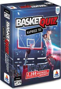 Desyllas Games – Επιτραπέζιο – Basket Quiz (100736)