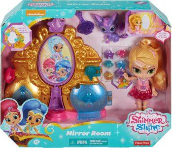 Mattel Shimmer & Shine Σετ Παιχνιδιού Με Κούκλα DTK90