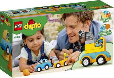 LEGO Duplo My First Tow Truck (10883)