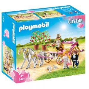 Playmobil City Life γαμήλια άμαξα (9427)