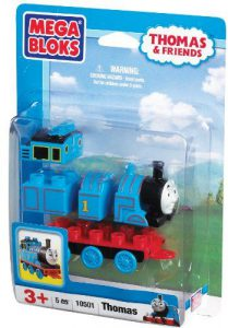 Mattel Mega Bloks Thomas & Friends Thomas Set 10501