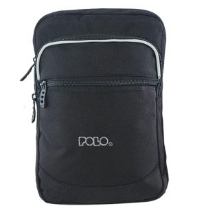 Polo – Τσαντάκι Ώμου Ex-Bag, Μαύρο 9-07-117-02