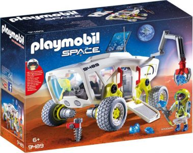 PLAYMOBIL SPACE ΔΙΑΣΤΗΜΙΚΟ ΟΧΗΜΑ ΕΞΕΡΕΥΝΗΣΗΣ (9489)