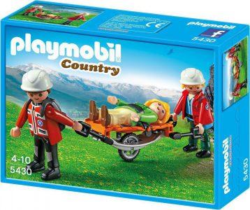 PLAYMOBIL COUNTRY ΔΙΑΣΩΣΤΕΣ ΜΕ ΦΟΡΕΙΟ 5430