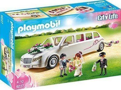 Playmobil City Life Λιμουζίνα Νεόνυμφων (9227)