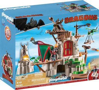 Playmobil Dragons Μπέρκ (9243)