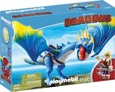 Playmobil Dragons – Η Αστριντ Με Την Καταιγίδα 9247