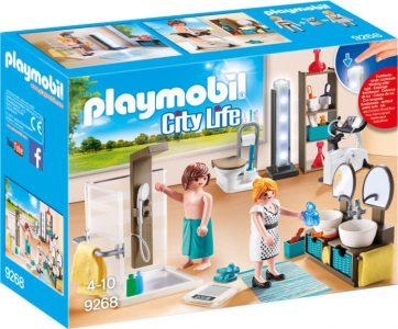 Playmobil City Life Mοντέρνο Λουτρό 9268