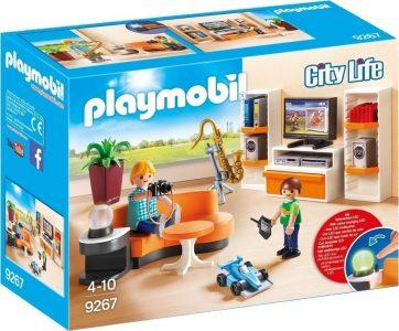 Playmobil City Life – Μοντέρνο Καθιστικό 9267