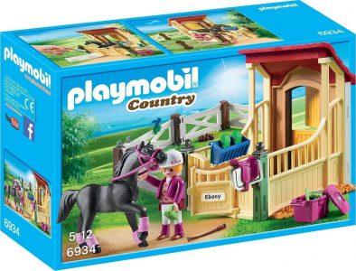 Playmobil Country – Αραβικό Άλογο Με Στάβλο 6934