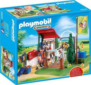 Playmobil Country Σταθμός Περιποίησης Αλόγων (6929)