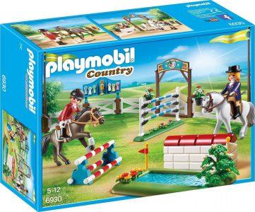 PLAYMOBIL COUNTRY ΣΤΙΒΟΣ ΙΠΠΑΣΙΑΣ ΜΕ ΕΜΠΟΔΙΑ (6930)