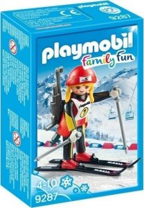 PLAYMOBIL FAMILY FUN ΑΘΛΗΤΡΙΑ ΔΙΑΘΛΟΥ (9287)