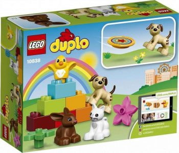 Lego Duplo Family Pets (10838)