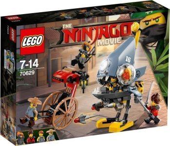 LEGO Ninjago Piranha Attack (70629)