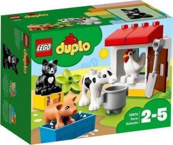 LEGO Duplo Farm Animals (10870)
