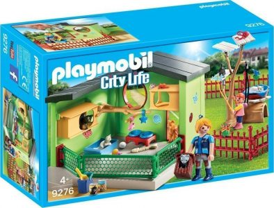 Playmobil City Life – Ξενώνας Για Γατάκια 9276