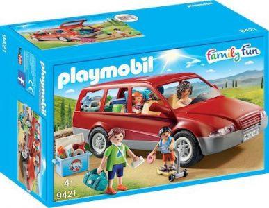 Playmobil Family Fun – Οικογενειακό Πολυχρηστικό Όχημα 9421