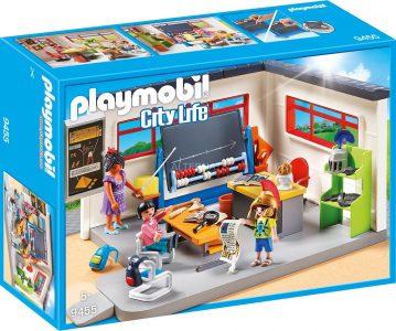 Plsymobil City Life Τάξη Ιστορίας 9455