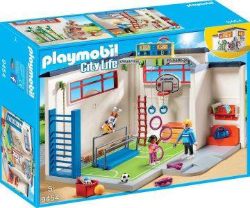 Playmobil City Life – Γυμναστήριο 9454
