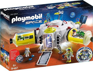 Playmobil Space Διαστημικός Σταθμός Στον Άρη (9487)