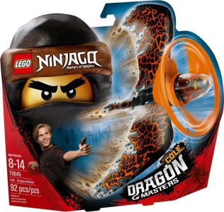 LEGO Ninjago Cole-Dragon Master (70645)