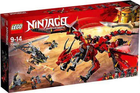 LEGO Ninjago Firstbourne (70653)