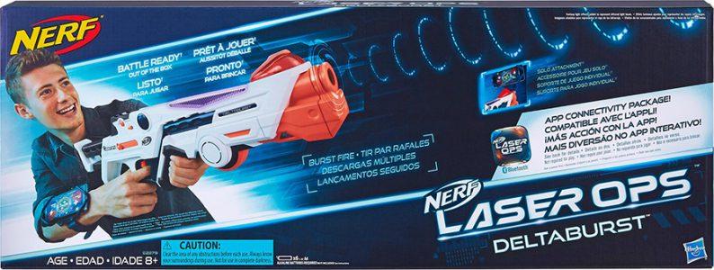 NERF LASER OPS PRO DELTABURST (E2279)