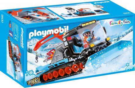 Playmobil Family Fun Όχημα Χιονιού Με Ερπύστριες (9500)