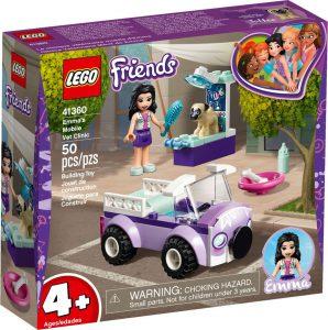 Lego Friends – Emma's Mobile Vet Clinic 41360