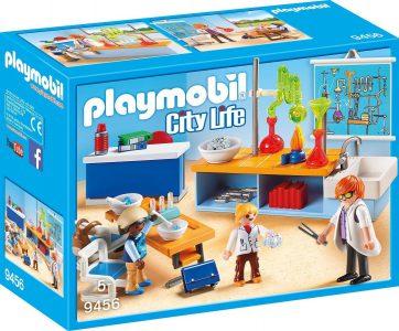 Playmobil City Life – Τάξη Χημείας 9456