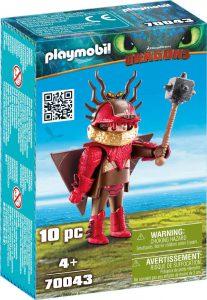 PLAYMOBIL DRAGONS ΜΥΞΑΡΧΟΣ ΜΕ ΦΤΕΡΟΣΤΟΛΗ (70043)