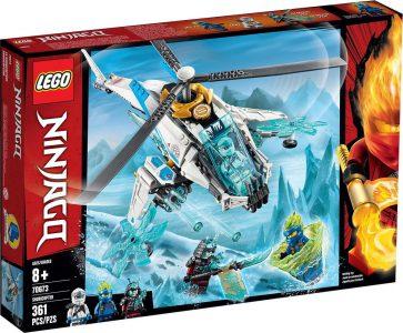 Lego Ninjago – Shuricopter 70673