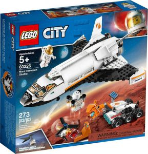 Lego City Space Mars Research Shuttle 60226