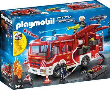 Playmobil City Action Πυροσβεστικό Όχημα (9464)