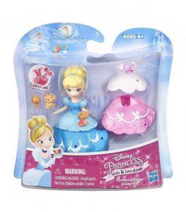 Hasbro Disney Princess Small Doll Και Fashion B7158