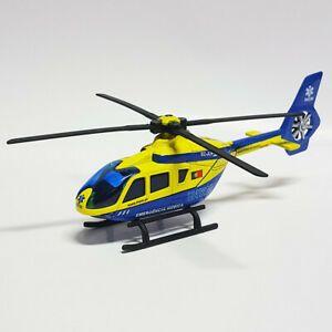 μινιατουρα ελικοπτερο emergency force 1/50 burago-4 Σχέδια 18-32040