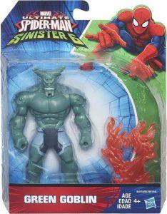 Hasbro Φιγούρα Spider-Man Sinister 6 Green Goblin B5875