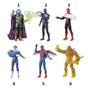 Hasbro ΦΙΓΟΥΡΑ SPIDER-MAN MOVIE 6IN FIGURE – 3 Σχέδια (E3549)