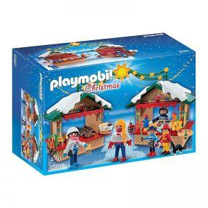 Playmobil Christmas Χριστουγεννιάτικη Αγορά 5587