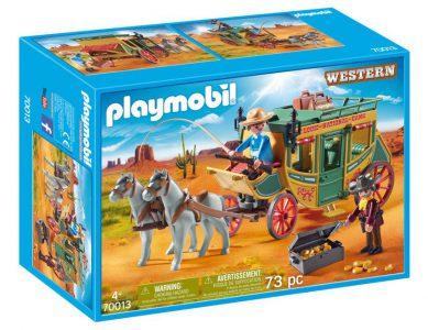 Playmobil Western – Άμαξα Άγριας Δύσης 70013