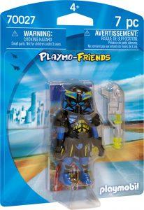 PLAYMOBIL Playmo – Friends ΦΙΓΟΥΡΑ ΠΡΑΚΤΟΡΑΣ ΤΟΥ ΔΙΑΣΤΗΜΑΤΟΣ (70027)