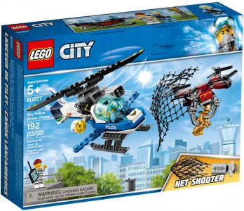 Lego City – Sky Police Drone Chase 60207