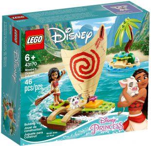LEGO DISNEY PRINCESS MOANA'S OCEAN ADVENTURE (43170)