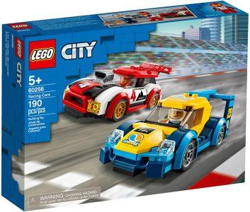 LEGO CITY NITRO WHEELS RACING CARS (60256)