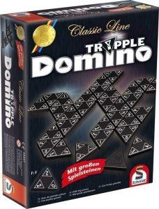 Schmidt Spiele – Επιτραπέζιο – Tripple Domino 49287
