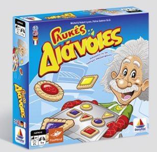 Desyllas Games – Επιτραπέζιο – Γλυκές Διάνοιες 520135