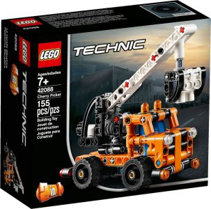 Lego Technic Cherry Picker DE8 42088
