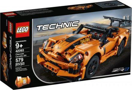 Lego Technic – Chevrolet Corvette ZR1 42093